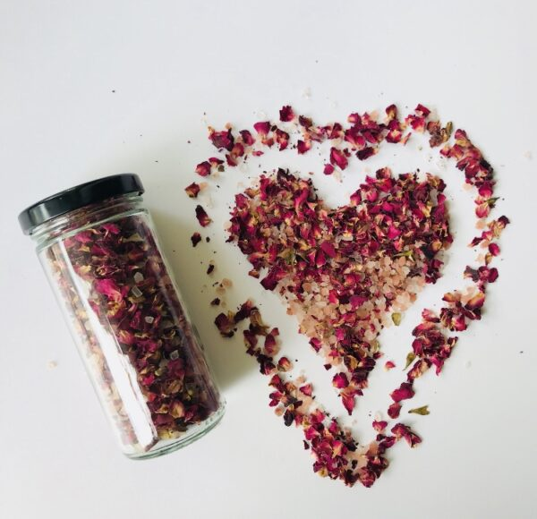 BP Red Rose Bath Salt