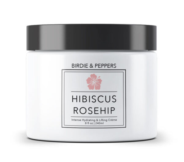 Birdie and Peppers Hibiscus Rosehip Creme