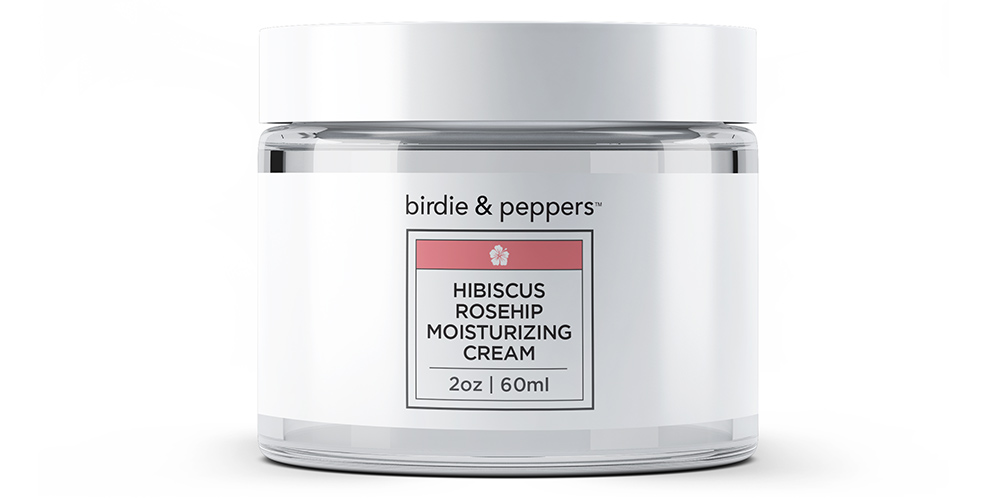 Introducing Hibiscus Rosehip Moisturizing Cream
