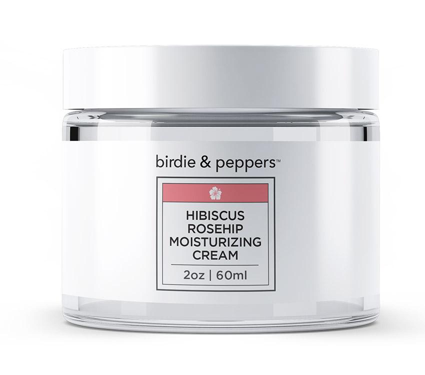 Hibiscus Rosehip Moisturizing Cream
