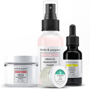 Birdie and Peppers Skincare Package