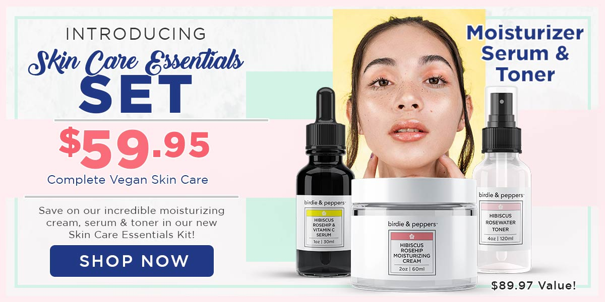 Skin Care Essentials Special