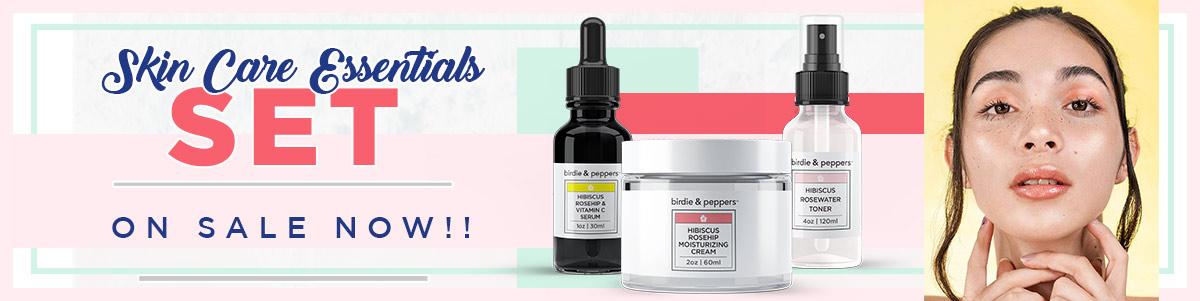 Skin Care Essentials Special